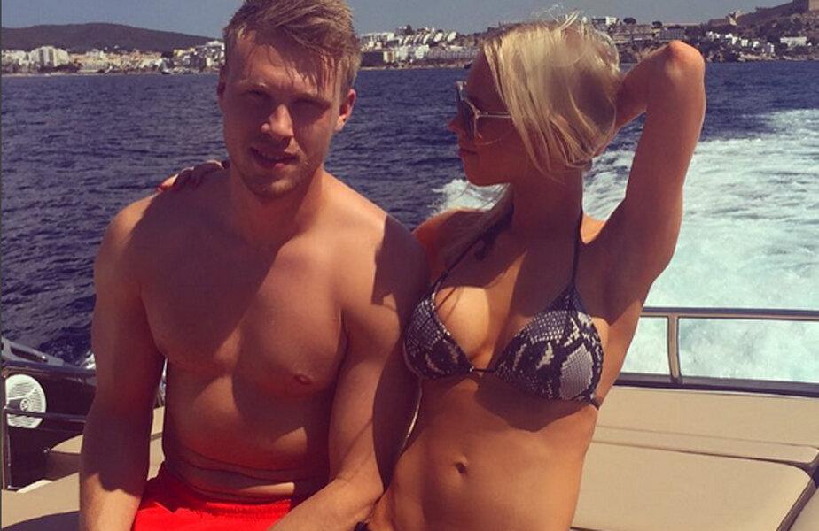 Nicolai Jorgensen și focoasa Theresa