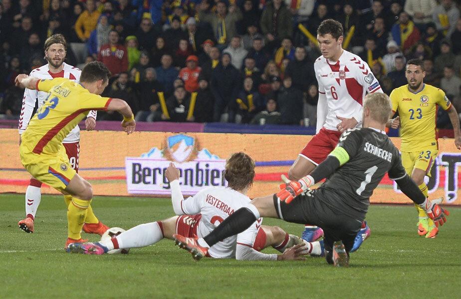 Keșeru e golgeter în Bulgaria, cu 19 reușite, dar aseară a prins un meci groaznic // FOTO Raed Krishan (Cluj)