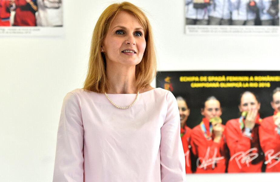 Laura Badea are în palmares trei medalii olimpice și nouă mondiale // FOTO Agerpres