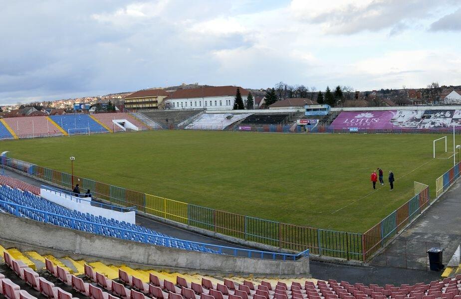 Stadionul lui FC Bihor