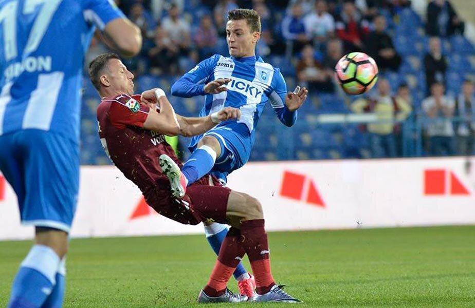 Duel aprig pentru locul în finala Cupei între Gustavo și Acsinte, în sezonul regulat oltenii s-au impus de 2 ori, golaveraj 6-0