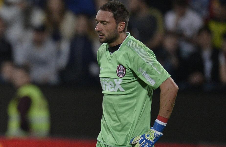 23 de meciuri în Liga 1 a jucat Traian Marc pentru Dinamo