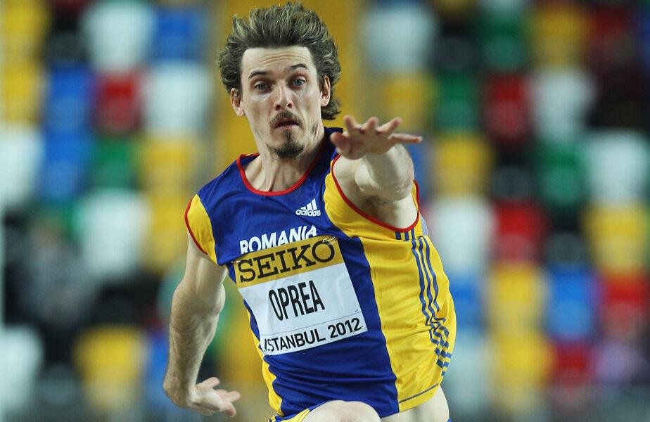 Marian Oprea a fost singurul român calificat într-o finală la ultima ediție a CM, anul trecut