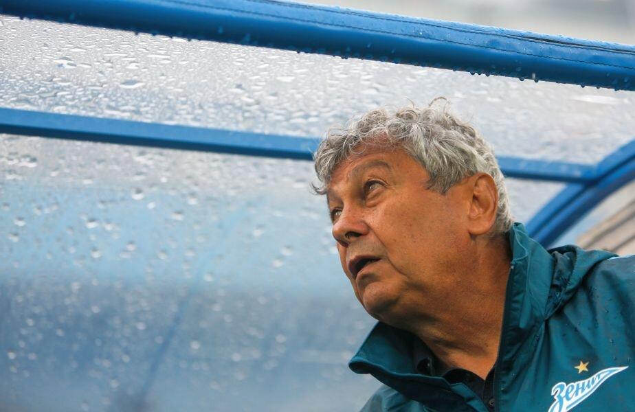 Mircea Lucescu a admis și că uneori a greșit formația și că are pe conștiință rezultatele negative ale lui Zenit / FOTO: Guliver / Getty Images