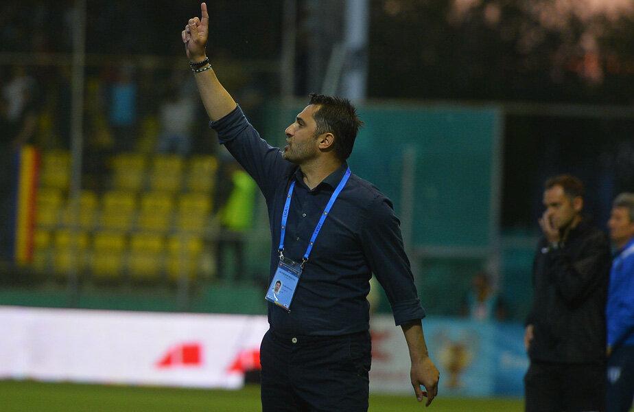 Niculescu a sărbătorit în vestiar calificarea în finală, care va avea loc pe 27 mai