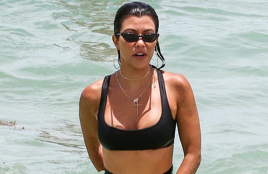 Kourtney Kardashian ► Foto: hepta.ro