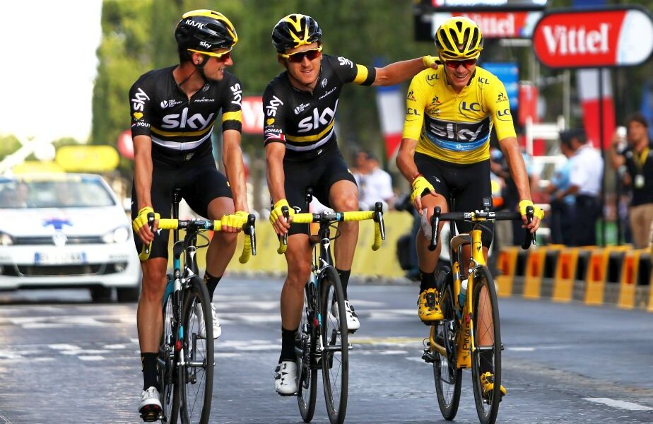 Chris Froome, echipa Sky, foto: Guliver/gettyimages