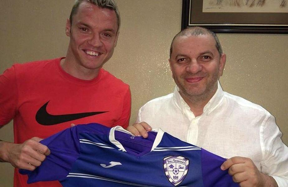 Cristi Bud alături de Radu Birlică