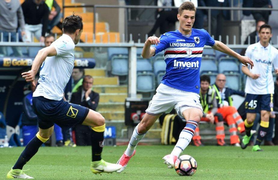 Patrik Schick, Sampdoria, foto: Guliver/gettyimages