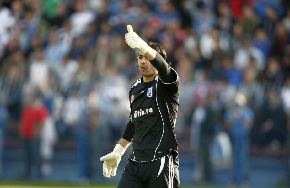 Cea mai prolifică perioadă din cariera lui Bornescu a fost cea petrecută  la Universitatea Craiova, între 2005 și 2009, când a bifat 113 meciuri și șase goluri // FOTO: GAZETA SPORTURILOR