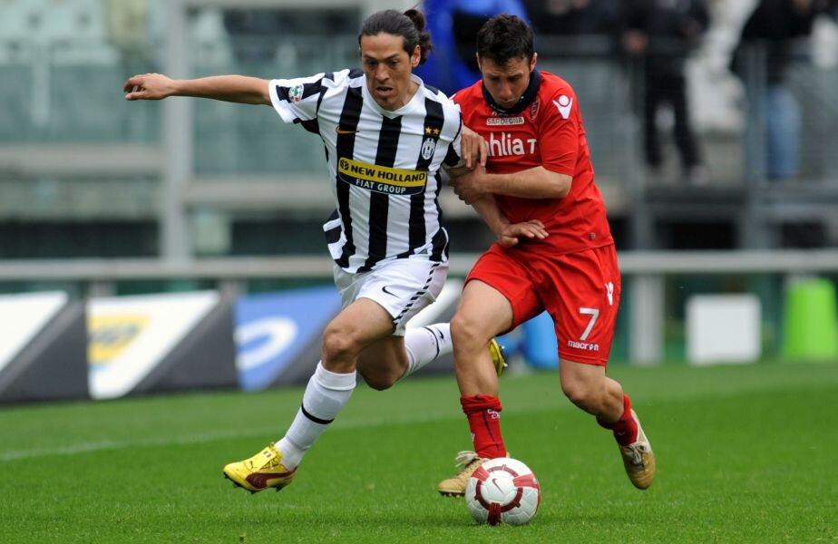 Camoranesi pe când evolua pentru Juventus. Foto: Guliver/GettyImages