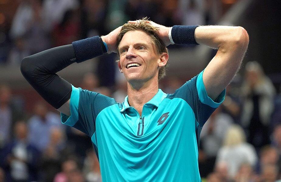 Kevin Anderson, adversarul lui Rafael Nadal Foto: Reuters