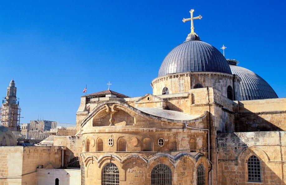 Biserica Sfintei Învieri, Ierusalim, foto: Gulliver/gettyimages
