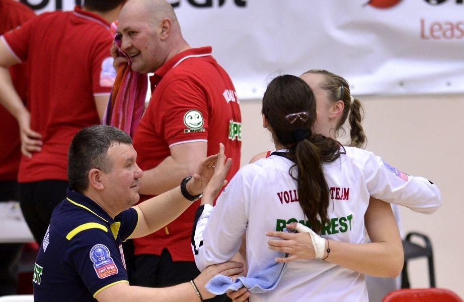 Vicepreședintele Marian Ștefan a fost luat în colimator // FOTO:Gazeta Sporturilor