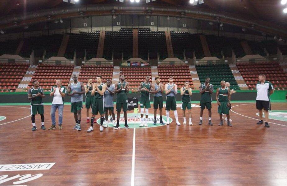 FOTO: Facebook, Palatul Sportului Beaublanc