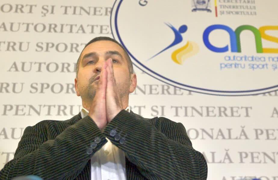 Leonard Doroftei e incriminat în Raportul de Control al Ministrului, dar el a fost inițiatorul plângerii penale la Tribunal // FOTO: CRISTI PREDA
