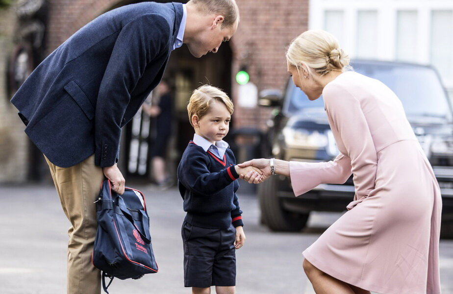 Prințul George ► Foto: hepta.ro