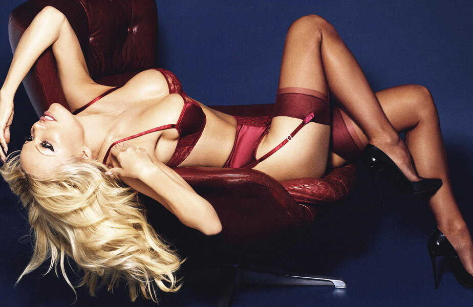Pamela Anderson ► Foto: hepta.ro