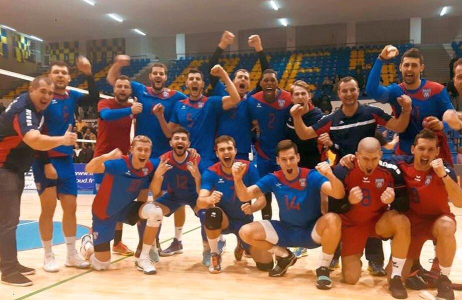 FOTO: Facebook Steaua Volei