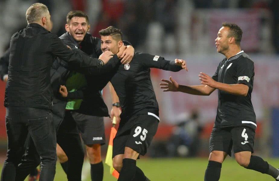 FOTO: Gazeta Sporturilor