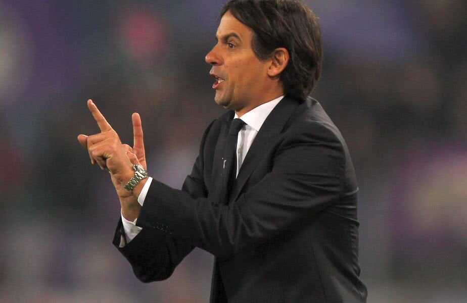 Simone Inzaghi foto: Guliver/Getty Images