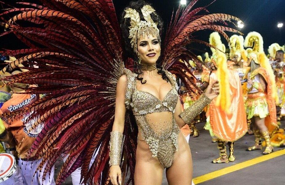 Carnavalul de la Rio de Janeiro ► Foto: hepta.ro