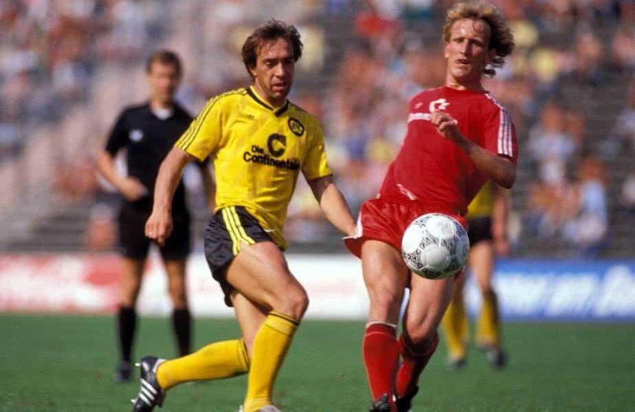 Marcel Răducanu, în tricoul celor de la Dortmund