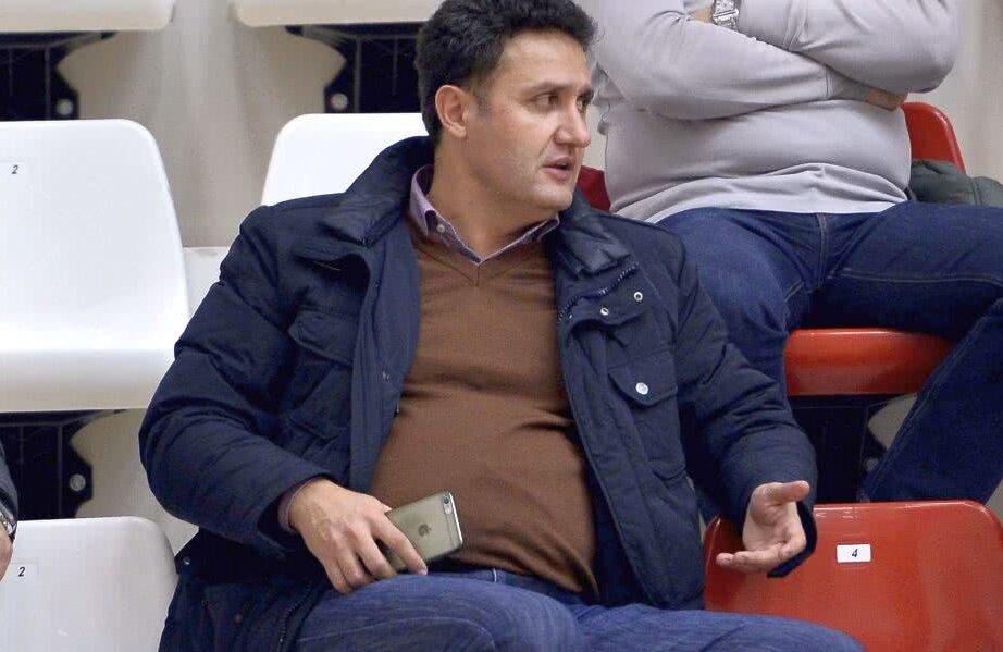 În structurile MAI, George Cosac este comisar șef de Poliție, iar din iulie 2009 s-a aflat neîncetat în conducerea CS Dinamo, fie la centrul de la Brașov, fie la structura de la București // FOTO: Sportpictures.eu