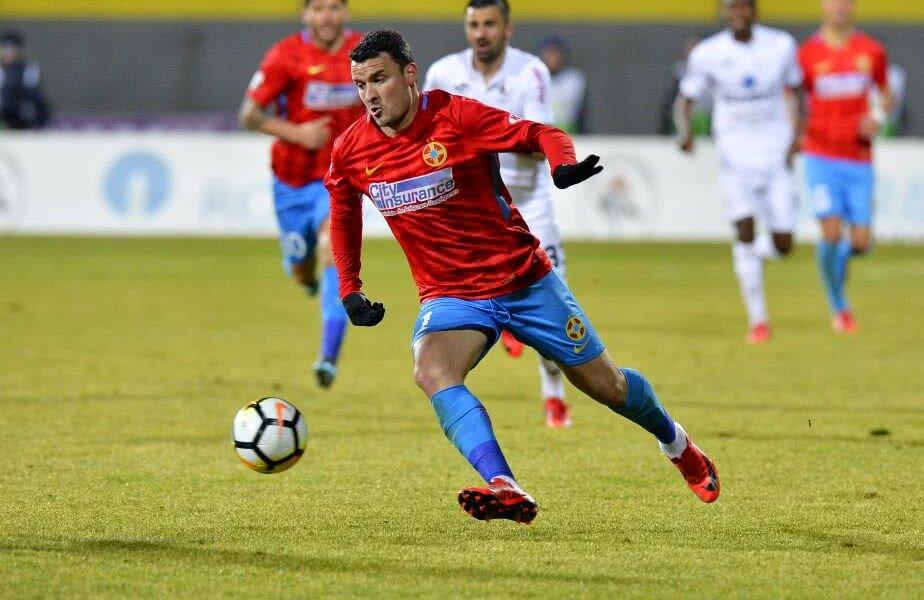 Budescu este cel mai bun jucător al vicecampioanei, cotat la 2,3 milioane de euro pe siteul de specialitate transfermarkt.de / FOTO: Cristi Preda
