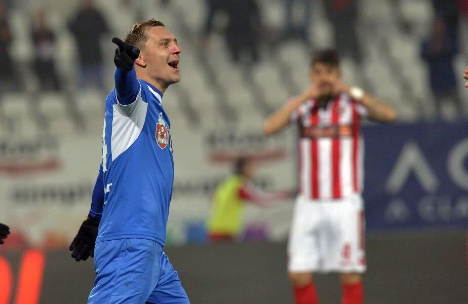Relația dintre Cioinac și Dinamo e una extrem de tensionată // FOTO: Cristi Preda
