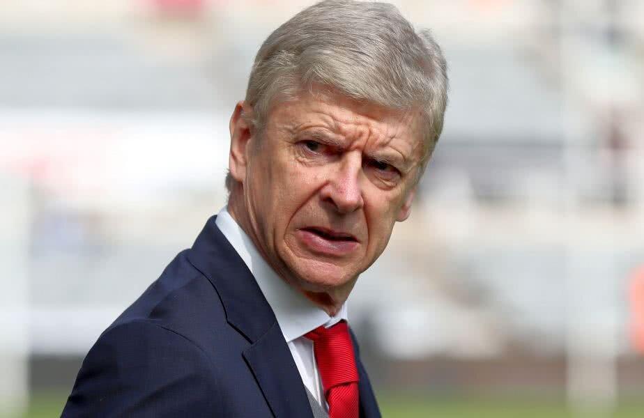 Arsene Wenger // FOTO: Reuters