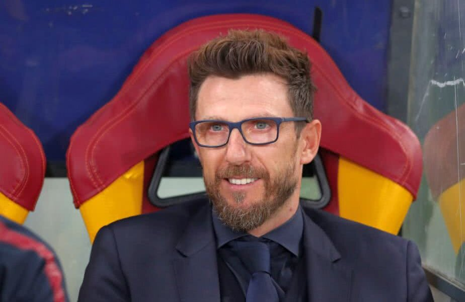 Eusebio di Francesco FOTO: Guliver/GettyImages
