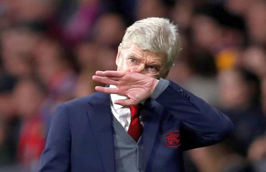 Arsene Wenger FOTO: Reuters