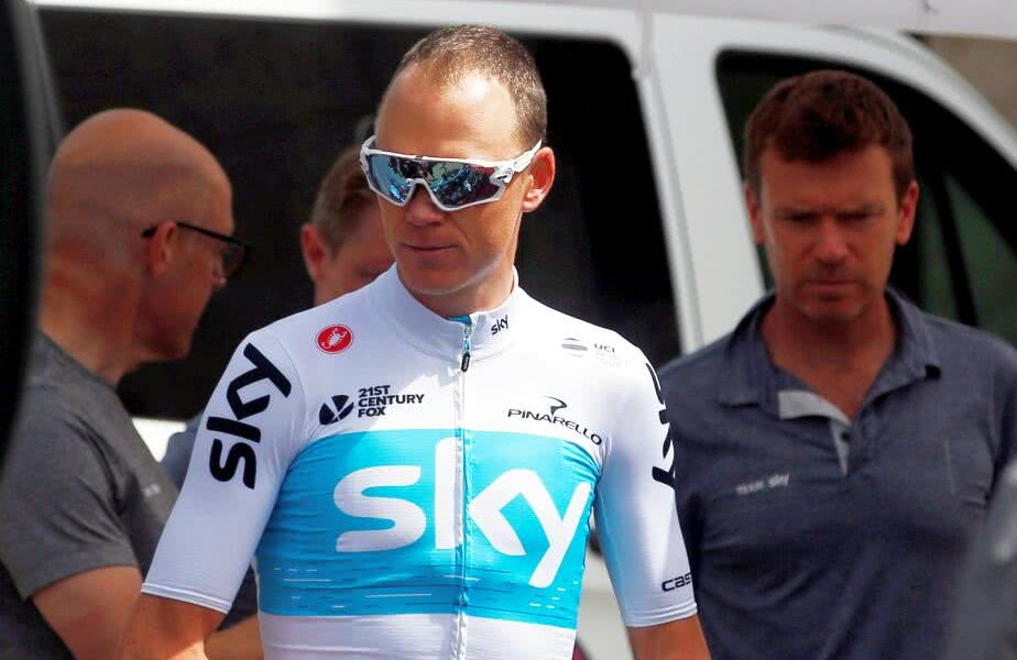Chris Froome, foto: reuters