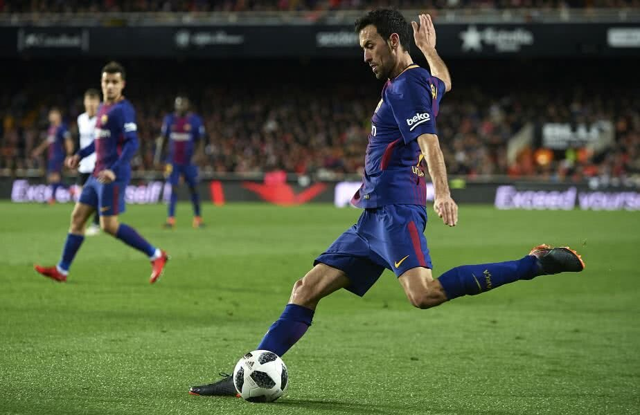 Sergio Busquets