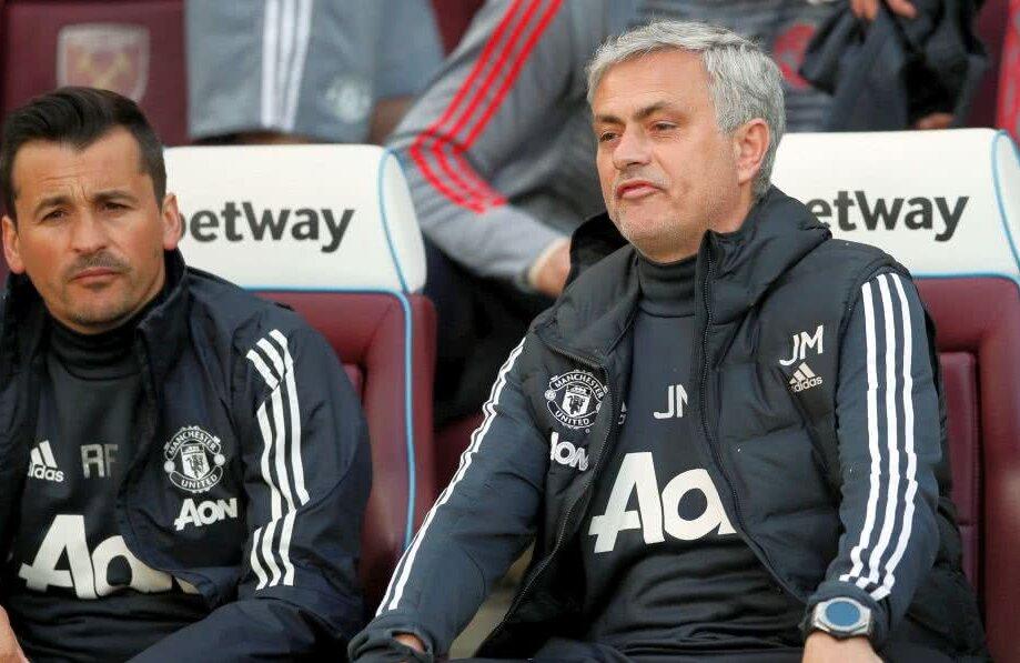 Rui Faria și Jose Mourinho Foto: Reuters