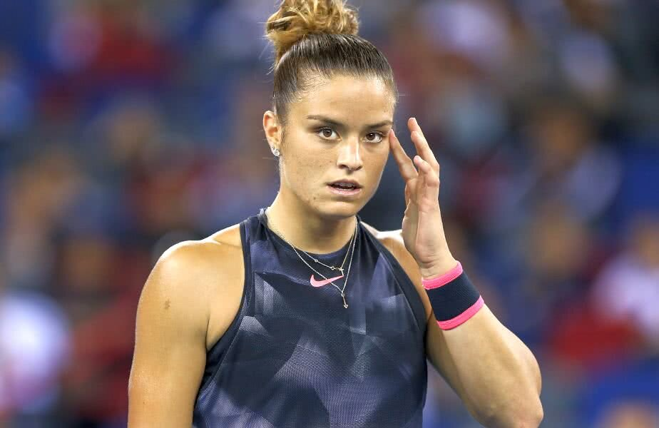 Maria Sakkari // FOTO: Guliver/Getty Images