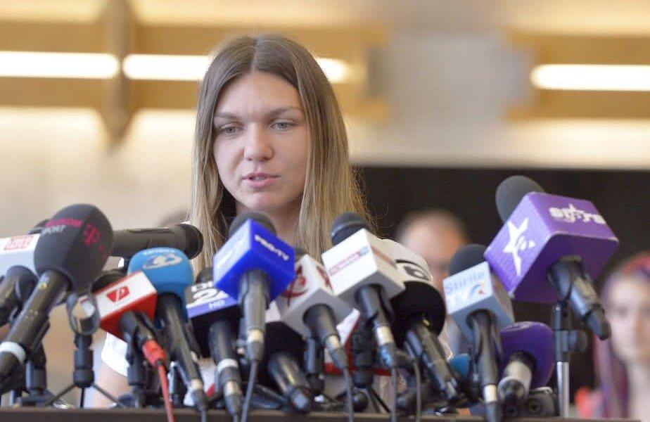 Simona Halep, Cristi Preda?GSP