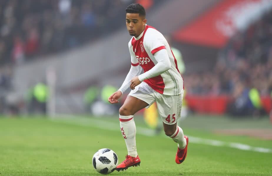 Justin Kluivert (foto: Guliver/Getty Images)