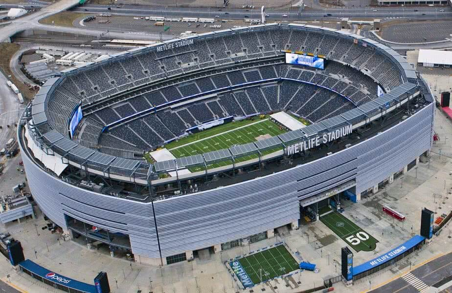 Arena MetLife din New York, capacitate 82.500. foto: wikipedia