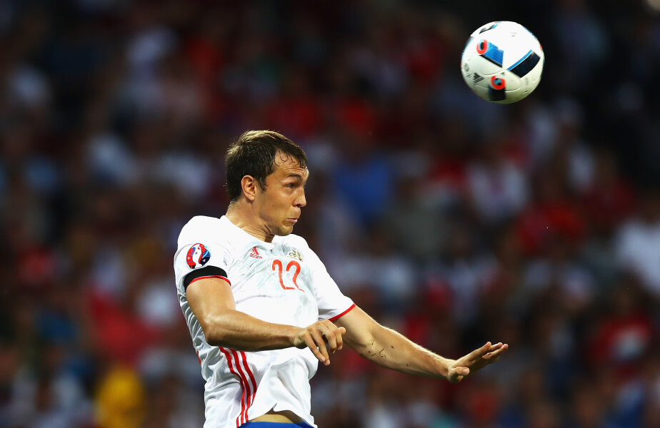 Artem Dziuba, la Euro 2016 / Foto: Gulliver/GettyImages