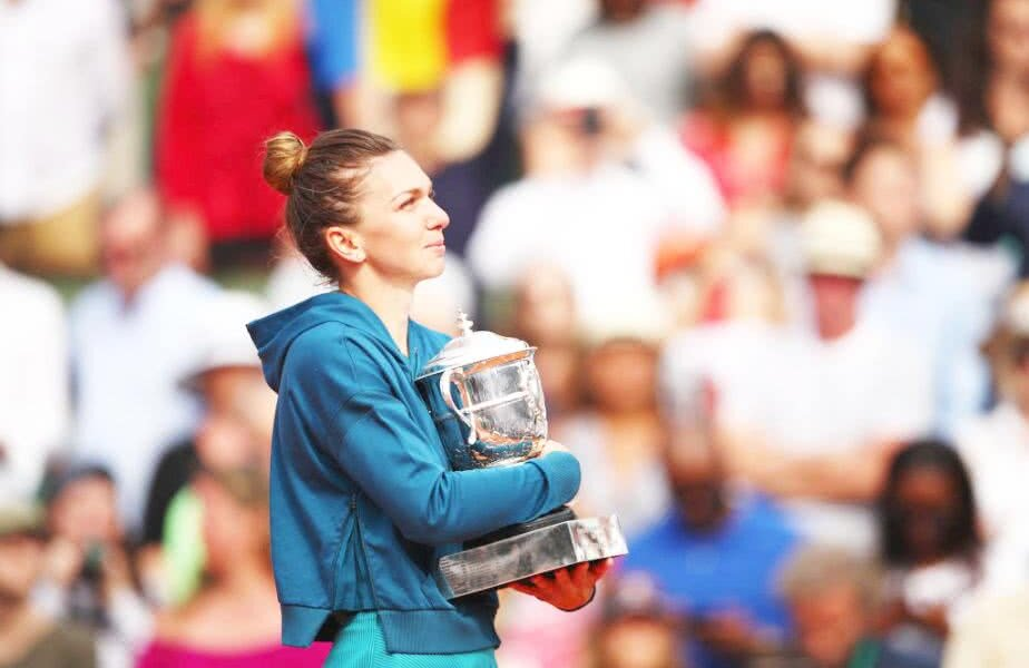 Simona Halep FOTO: Guliver/GettyImages