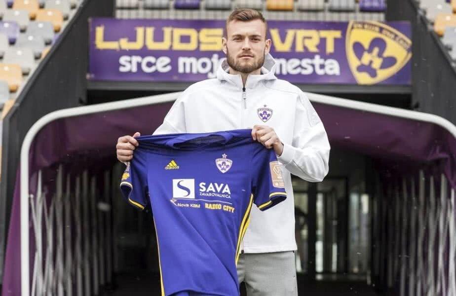 Alexandru Creţu, 26 de ani, a fost aproape de un transfer chiar la FCSB în urmă cu 2 ani şi jumătate