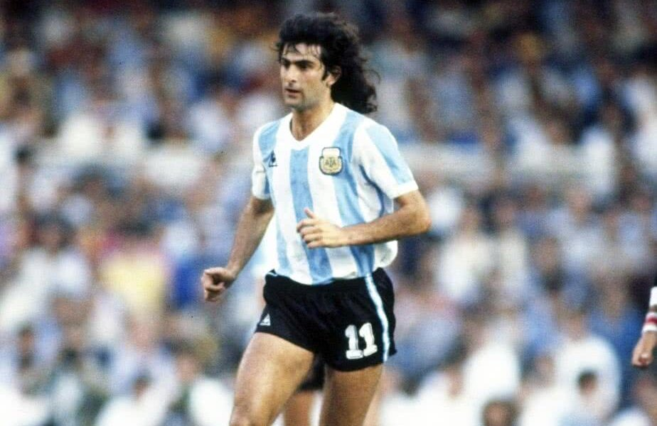 Mario Kempes, foto: Guliver/gettyimages