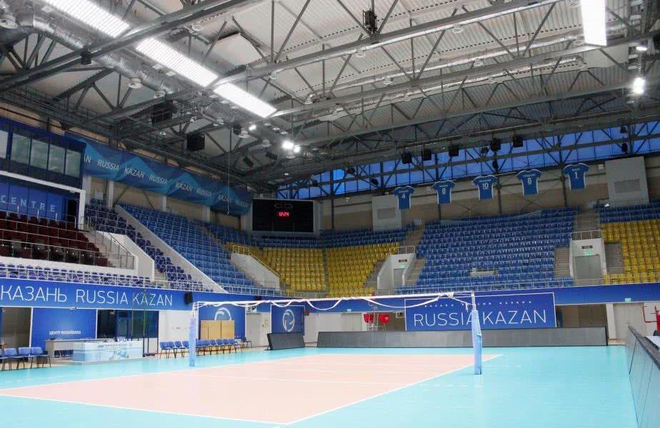 Aici joacă Zenit Kazan Foto: Theodor Jumătate