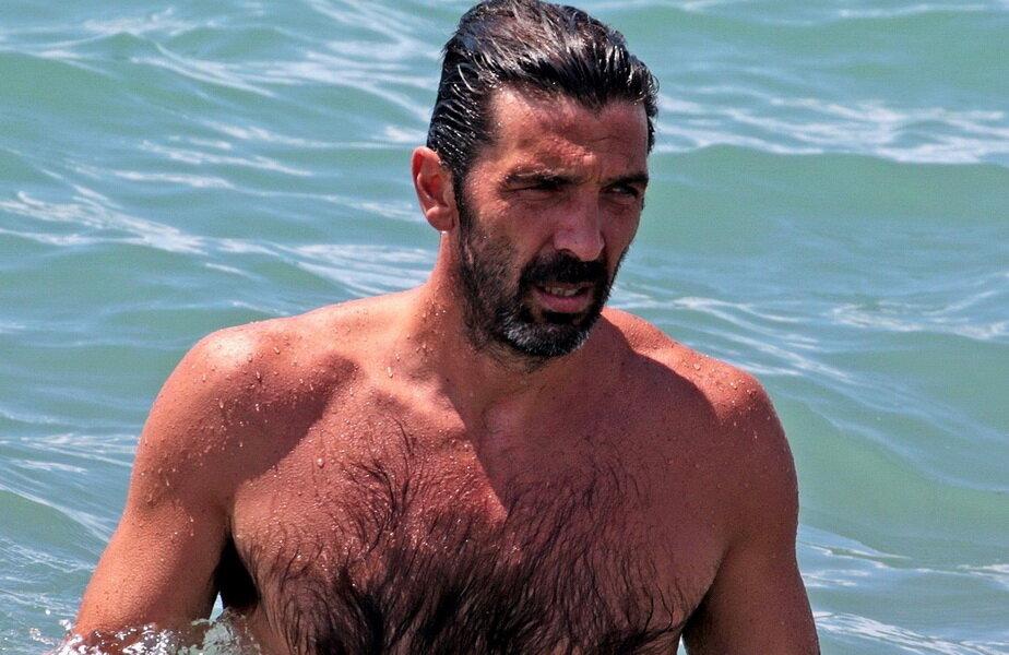 Gianluigi Buffon ► Foto: hepta.ro