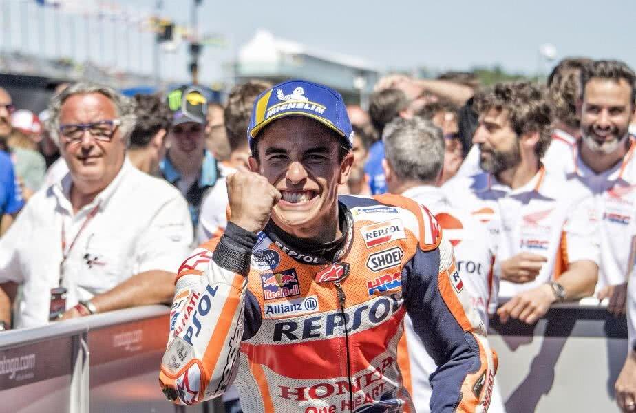 Marc Marquez  (foto: Guliver/Getty Images)