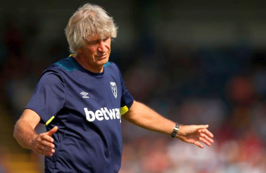 Manuel Pellegrini, omul care trebuie să omogenizeze lotul lui West Ham FOTO: Guliver/GettyImages