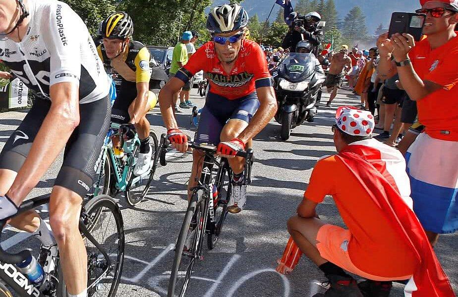 Vincenzo Nibali părăsește Turul Franței de pe locul 4 la general, foto: reuters