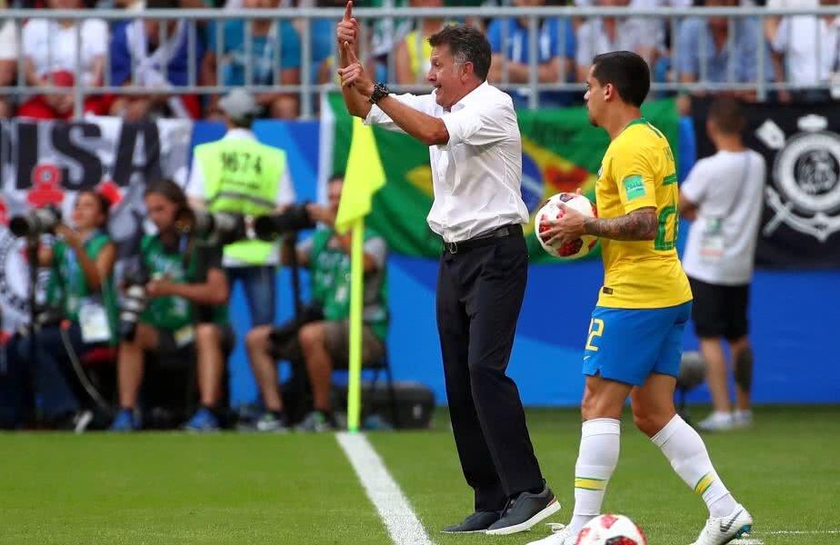 Aventura lui Juan Carlos Osorio pe banca Mexicului a ajuns la final // FOTO: Reuters